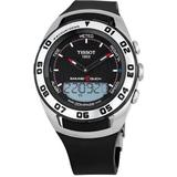 Sailing Touch Black Dial Watch - Black - Tissot Watches