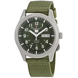 5 Automatic Green Dial Watch - Green - Seiko Watches