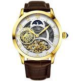 Legacy White Dial Watch - Metallic - Stuhrling Original Watches