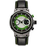 M91 Series Green Dial Watch - Green - Morphic Watches