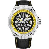 Legacy Automatic Mens Watch - Metallic - Stuhrling Original Watches