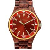 Centurion Red Dial Unisex Watch - Red - Earth Watches