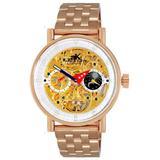 Ak2266 Automatic Watch -040rg - Metallic - Adee Kaye Watches