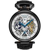Legacy Diamond Silver-tone Dial Watch - Metallic - Stuhrling Original Watches