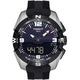 T-touch Expert Solar Multifunction Smartwatch - Metallic - Tissot Watches