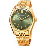 Women's Stainless Steel Watch - Metallic - August Steiner Watches
