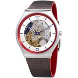 2q Quartz Silver - Metallic - Swatch Watches