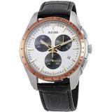 Hyperchrome Chronograph Silver Dial Watch - Metallic - Rado Watches