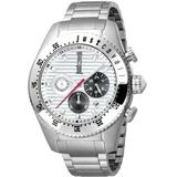 Sport Quartz Silver Dial Watch - Metallic - Just Cavalli Watches