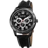 Watch - Black - August Steiner Watches