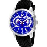 Lombardo Chronograph Quartz Blue Dial Watch - Blue - Roberto Bianci Watches