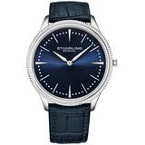Symphony Silver-tone Dial Watch - Metallic - Stuhrling Original Watches