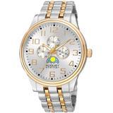 Men's Alloy Watch - Metallic - August Steiner Watches