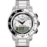 Seatouch Stainless Steel Bracelet Watch - Metallic - Tissot Watches