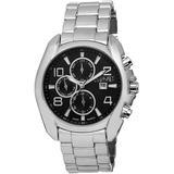 Black Watch - Black - August Steiner Watches