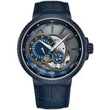 Legacy Automatic Grey Dial Mens Watch - Gray - Stuhrling Original Watches