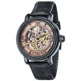 Longcase Automatic Grey Dial Watch -08 - Gray - Thomas Earnshaw Watches