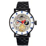 Ak2266 Automatic Watch -030ipbk - Red - Adee Kaye Watches