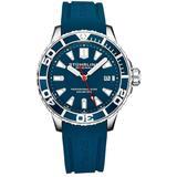 Aquadiver Dial Watch - Blue - Stuhrling Original Watches