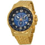 Blue Watch - Blue - August Steiner Watches