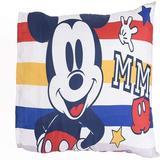 Disney Mickey Mouse 3-piece Toddler Bedding Sheet Set Polyester | Wayfair mickey-toddler-bedsheet