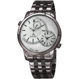 Men's Urbane Watch - Metallic - August Steiner Watches