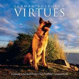 Willow Creek Press German Shepherd Virtues Book