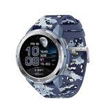 Honor Magic Watch 2 46mm/42mm Waterproof Smart Watch Bluetooth Smart Watch Activity Tracker Smartwatch for Women Men Kids (GS Pro Blue, 48mm)