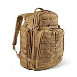 5.11 Tactical Backpack ' Rush 72 2.0 ' Military Molle Pack, CCW and Laptop Compartment, 55 Liter, Large, Style 56565 ' Kangaroo