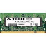 A-Tech 2GB Replacement for Kingston KTH-ZD8000A/2G - DDR2 533MHz PC2-4200 Non ECC SO-DIMM 1.8v - Single Laptop & Notebook Memory Ram Stick (KTH-ZD8000A/2G-ATC)