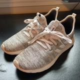 Adidas Shorts   Adidas Cloud Foam Shoes   Color: Gray/White   Size: 8