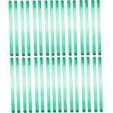 Long Jumbo Bright 12 Hour Safety Glow Light Sticks (6 inch)