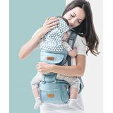 Sunveno Baby Carriers Green - Green Ergonomic 3-in-1 Baby Carrier