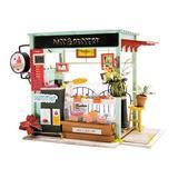 Flash Popup DIY Ice Cream Station Dollhouse, Size 5.9 H in   Wayfair DGM06