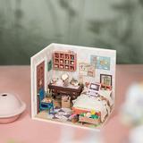 Flash Popup DIY Anne's Bedroom Dollhouse, Size 5.9 H in   Wayfair DGM08