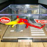 Disney Toys | Disney Planes Ishani Disney Store Die Cast Edition | Color: Red/Yellow | Size: Osb
