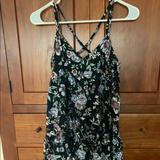 American Eagle Outfitters Dresses   Babydoll Dress   Color: Black   Size: S