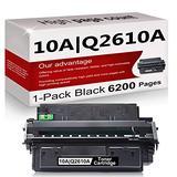 1 Pack Compatible 10A | Q2610A Toner Cartridge Replacement for HP Laserjet 2300 Printer 2300n 2300d 2300dtn Printer 2300L Printer 2300dn Printer Toner Cartridge.