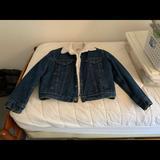 Levi's Jackets & Coats | Levis Sherpa Lined Trucker | Color: Blue | Size: L