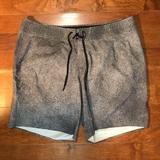 Lululemon Athletica Swim   Lululemon Current State Board Swim Shorts   Color: Gray   Size: 40