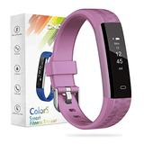 ONIOU Kids Fitness Tracker, Waterproof Activity Tracker Watch for Children, Pedometer Watch Calorie Step Counter for Boys Girls, Customized Exclusive for Children, Pink
