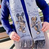 Disney Accessories | Disney Parks Run Disney Every Mile Is Magic Scarf | Color: Blue | Size: Os