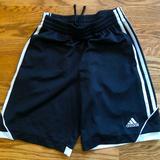 Adidas Bottoms | Adidas Kids Soccer Shorts - Sz 10-12 | Color: Black | Size: 10g