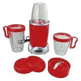 OrganizeMe Countertop Blender in Red, Size 13.0 H x 18.0 W x 12.0 D in | Wayfair JEBB200002