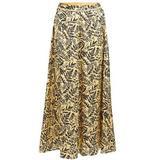 Floral Print Skirt - Natural - Forte Forte Skirts