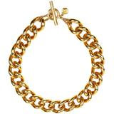 Gold-plated Necklace - Metallic - Ben-Amun Necklaces