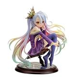 Collection Action Figures 15Cm Game Is Life Golden Crown Anime Figures Shiro Pvc Action Figure Girl Figure Model Toys Collectible Gift Birthday Model Anime Action Figure Birthday Gifts Mother'S Day