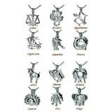 Zodiac Symbol Shaped Astrology Hinged Bead CAGE Pendant or Charm 1pc - Choice Crafting Key Chain Bracelet Necklace Jewelry Accessories Pendants