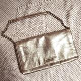 Kate Spade Bags   Kate Spade Gold Chain Strap Leather Purse   Color: Gold   Size: Os