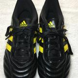 Adidas Shoes   Adidas Adi Questra Youth Soccer Cleats Size 2.5   Color: Black/Yellow   Size: 2.5b